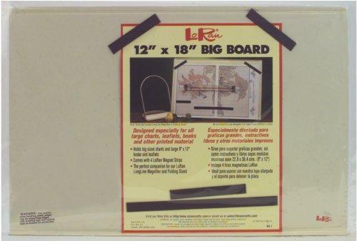 Dritz 12 x 18 cm, motivo: Lo Ran grande lavagna magnetica - Grande Embroidery Hoop
