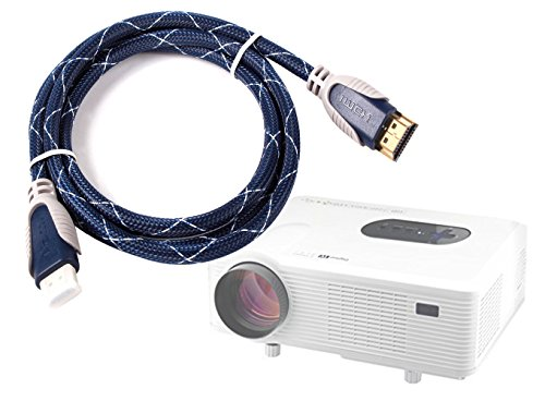 DURAGADGET Cable HDMI De Audio Y Vídeo para Portátil Asus K540LA XX659T / Chuwi LapBook 12.3 / HP 14 bs036ng , HP 15 bs030n , HP OMEN 15-ce002ns , HP Pavillion 15 cc508ns - 1.4m - Conexiones Chapadas En Oro - Alta Calidad HD