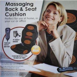 Brookstone BR330140 Massage Seat
