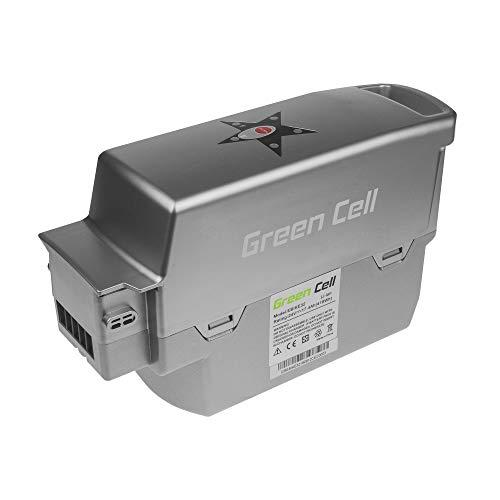 Green Cell EBIKE 24V 17.4Ah Batterie Akku Pedelec Panasonic System mit Ladegerät und Li-Ion Panasonic Zellen Dolphin Tern McKenzie Radon Emountainbike Elektrofahrräd