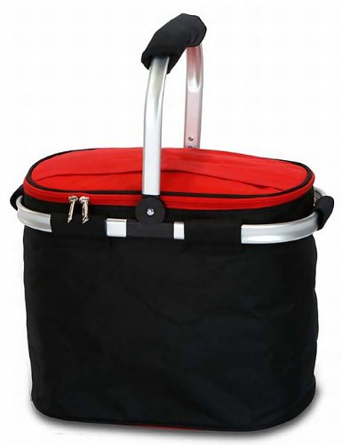 picnic-plus-psm-148br-shelby-faltbare-markt-tote-schwarz-rot