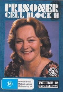 Prisoner: Cell Block H - Vol. 13 (Ep. 193-208) - 4-DVD Set ( Caged Women ) ( Women Behind Bars ) by Alan Hopgood (Woman-dvd Caged)