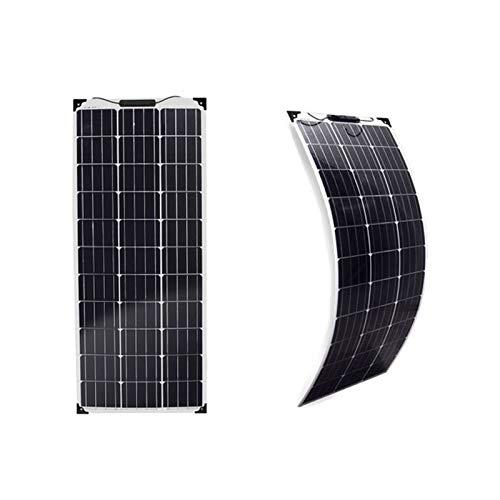 Nuestros módulos solares semiflexibles están compuestos de un compuesto especial de aluminio y plástico. El núcleo de aluminio de la placa base tiene un grosor de 0,8 mm y está recubierto de plástico para dar al conjunto una mayor estabilidad sin red...