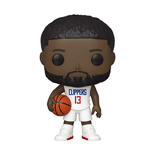 Funko Pop NBA: OKC-Paul George Figura Coleccionable, Multicolor (44270)