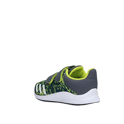 Adidas BY8980 Sneaker Bambino Grigio