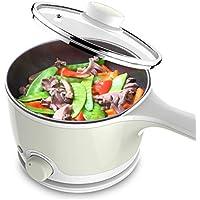 Cocina De Arroz Dormitorio Estudiantil Pequeña Cocina Eléctrica Multi-Función Pequeña Potencia 1 Persona 2 Eléctrico Freír Cocinar Estofado Frito Uno-Pote