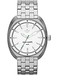 Adidas Herren-Armbanduhr Stan Smith Analog Quarz Silber Adh3007
