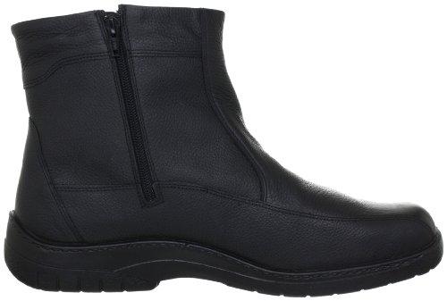 Jomos Feetback Herren Warm gefütterte Schneestiefel Schwarz (schwarz 45-000)