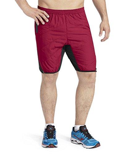 Gonso Herren Thermo Shorts Letten Crimson