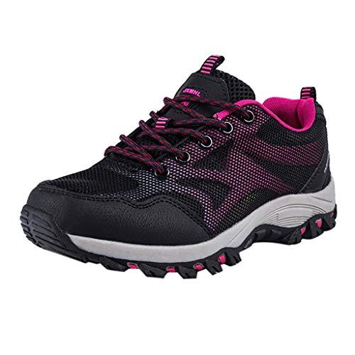 ODRD Männer Frauen Schuhe Herren Shoes Atmungsaktives Mesh Outdoor Schuhe Turnschuhe Mode Laufschuhe Worker Boots Combat Hallenschuhe Sportschuhe Wanderschuhe Freizeitschuhe Sports (Qupid Womens Schuhe)