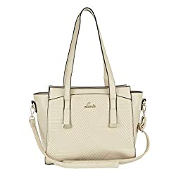 Lavie Nots Womens Handbag (Beige)