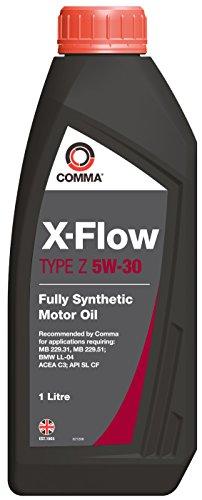 Comma Xfz1l X-flow type Z 5 W30 Huile, 1 litre