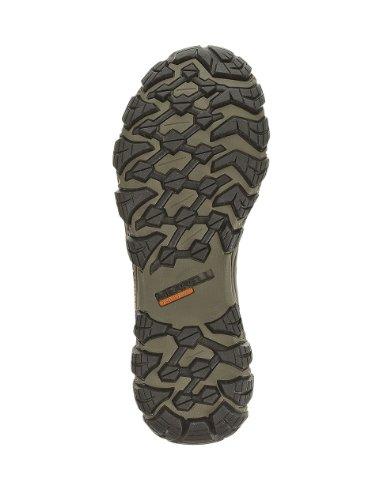Merrell Pulsate Wtpf, Chaussures de randonnée montantes homme brown