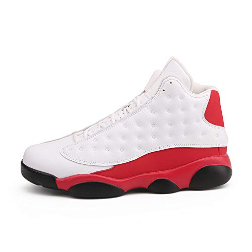 HUANG LI HAN Plus größe 45 Retro Korb Homme männer Basketball Schuhe für Turnschuhe Herren Fitness Gym Sportschuhe männliche Schuhe