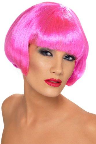 Smiffys SMIFFY 'S Babe Perücke-Pink