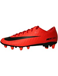 Nike Hombre Zapatos Nike Mercurial Victory II AG Multicolor