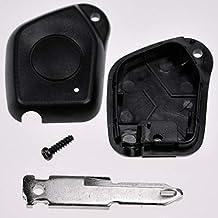 Mando a Distancia para Llave de Coche, 1 botón, Carcasa + Llave para Citroen
