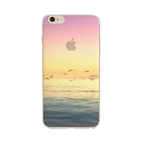 Crystal TPU Silicone Case for Apple iPhone 5 / 5S /iPhone SE JMEI-F