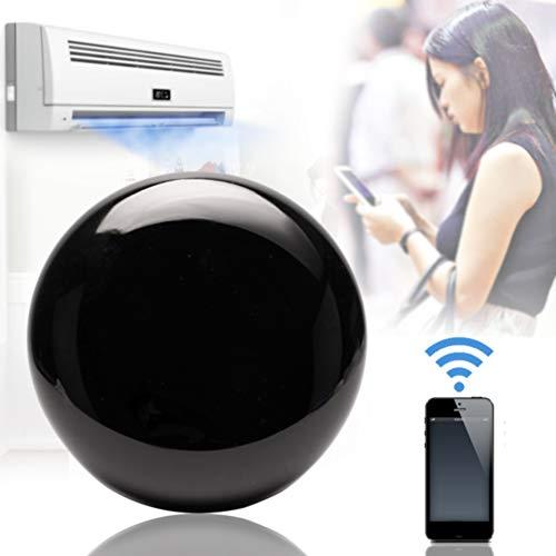 Smart remote control, ir smart accessories home automation, phone wifi universale mini, compatibile con alexa e google home per smartphone apple android, come da immagine, taglia libera