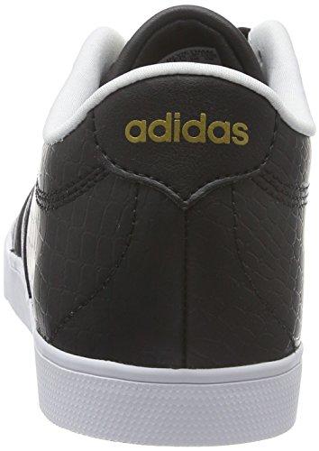 Adidas Donna Classico Stivali Neri W Dormat Negbas negbas Courtset CxCqApnz