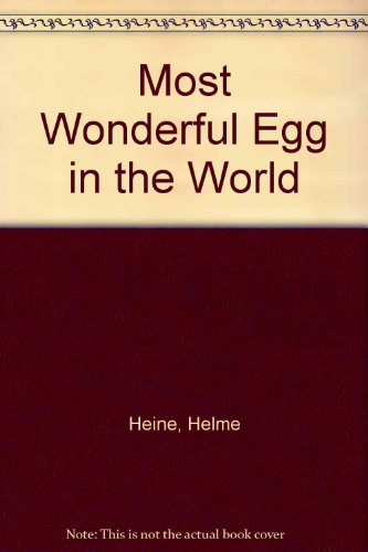 The most wonderful egg in the world