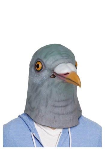Maske PIGEON HEAD (Taube Kostüm)