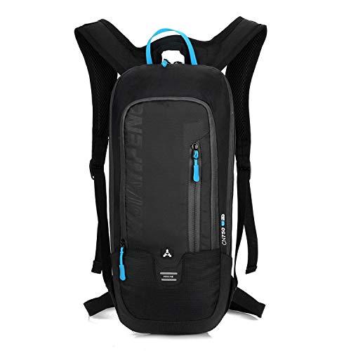 BWBIKE Bike Backpack Fahrradrucksack, 10L Wasserdichter Fahrradrucksack, Kleiner Rucksack für Radfahren