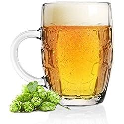 3 jarras cerveza, 500 ml, diseño tradicional