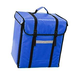 enviar un paquete por correos: Bolsa de pizza con aislamiento de 38L, Bolsa de pizza acolchada impermeable con ...