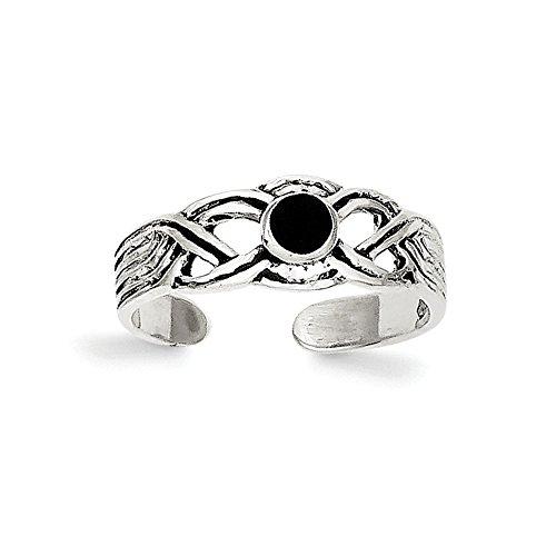 JewelryWeb QTT34509SS