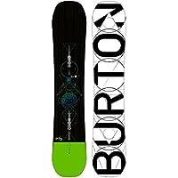 Burton–Tabla de snowboard Custom Flying V Hombre 2nd–hombre–negro, Negro  , 154 Wide cm