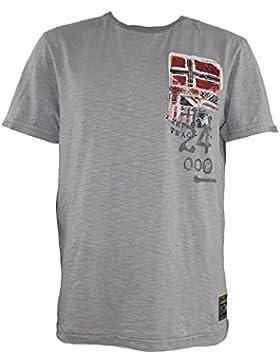 Napapijri Stak, Camiseta Para Hombre