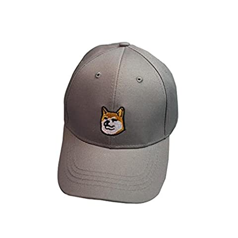 Baseball Cap, Bestow Unisex Cute Dog Adjustable Embroidery Cotton Expression Cotton Baseball Cap Snapback Caps Hip Hop Hats