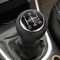 Urben Life Perilla de Cambio, Manual de 5 velocidades para Citroen C1 C3 C4 / para Peugeot 106 107 205 206 207 306 307 308 409 406 408 508 605 607 806 807 ...