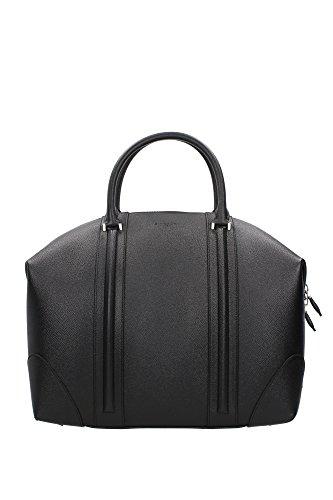 Borse a Mano Givenchy Unisex Pelle Nero BJ05821026001 Nero 20x22x36 cm