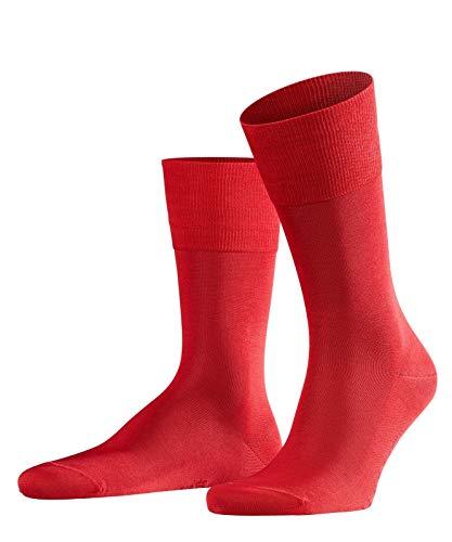 FALKE Herren Tiago Socken - 1 Paar - 95% Baumwolle - Größe 39-50 - versch. Farben - Anzugsocken - Männersocken -