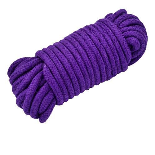 Corde en coton torsadé souple 10M