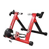 Einfache Installation Indoor Magnetic Turbo Trainer - Indoor-Bike-Trainer mit variablem Widerstand für Straßen- und Mountainbikes