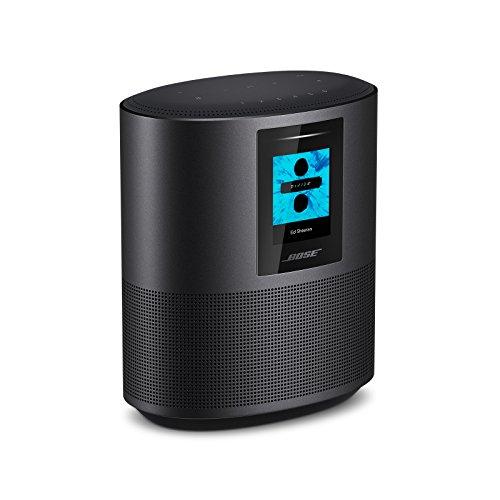Bose Home Speaker 500, Suono Stereo, Triple Black - 2