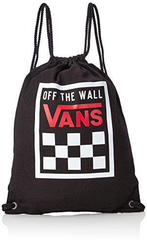 Vans Benched Novelty Bag Rucksack, 44 cm, 12 L, Black Otw (Mochila Vans)