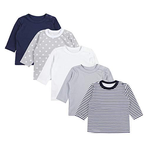 TupTam Camiseta Manga Larga para Bebé Niño