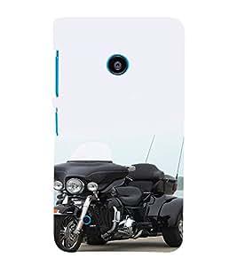 EPICCASE Wonder Bike Mobile Back Case Cover For Nokia Lumia 530 (Designer Case)