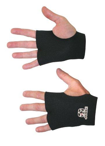Jobe Erwachsene Handschuhe Palm Protectors, Schwarz, One size, 340807002PCS. (Protector Palm)