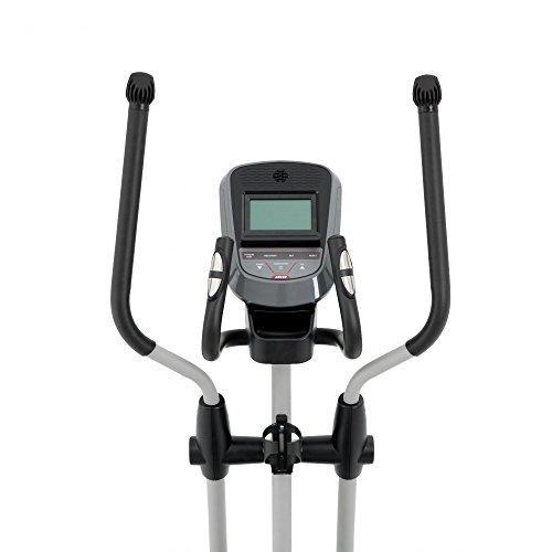 Spirit Cross Trainer DRE 40 – Ellipsentrainer mit Hand-Puls-Sensoren, Ergometer, Cardio Fitness - 4