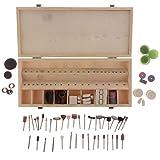 IPOTCH 1 Set Schleifwerkzeug-Kit Werkzeugzubehör zum Schleifen, Schleifen, Schärfen, Polieren, Graviere