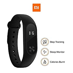 Mi Band - HRX edition uses an OLED display so you can see more in a single glance. Simply lift your wrist to view time and tap the button for steps, distance covered and calories burnt. The improved pedometer algorithm in Mi Band - HRX edition filter...