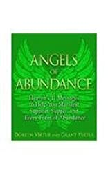 Angels of Abundance( Heaven's 11 Messages to Help You Manifest Support Supply and Every Form of Abundance)[ANGELS OF ABUNDANCE][Paperback] [Paperback] [Jan 01, 2014] DoreenVirtue