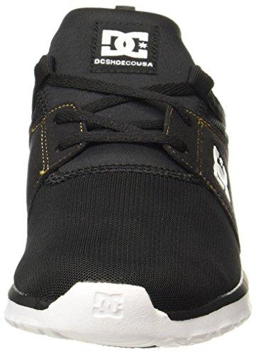 DC Heathrow M Herren Sneakers Black/Tan
