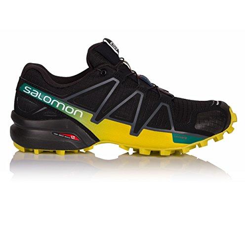 Salomon Speedcross 4 Trailrunningschuhe Sulphur -