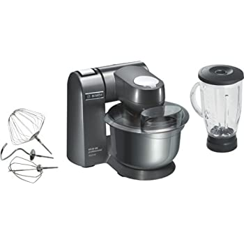 bosch mum86a1 k chenmaschine professional 1600 watt r hrsch ssel 5 4 liter mixer. Black Bedroom Furniture Sets. Home Design Ideas